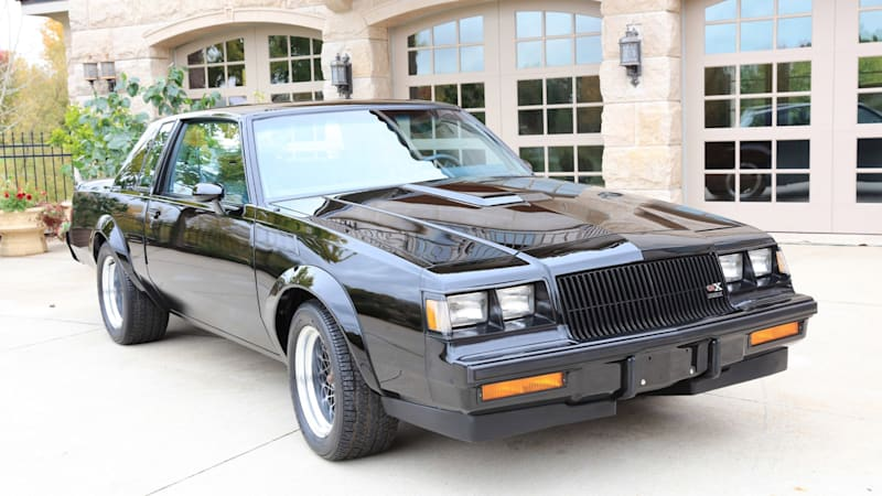 1987 Buick GNX has been driven less distance than some babies have crawled