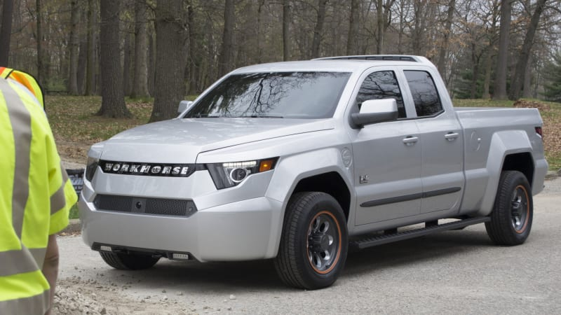 GM in talks to sell Lordstown factory to EV truck startup Workhorse