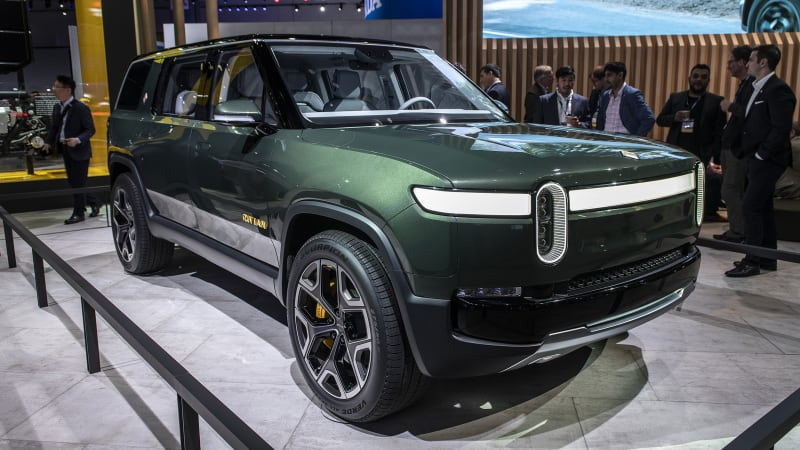 Rivian CEO R J  Scaringe interviewed by 'The Drive' | Autoblog