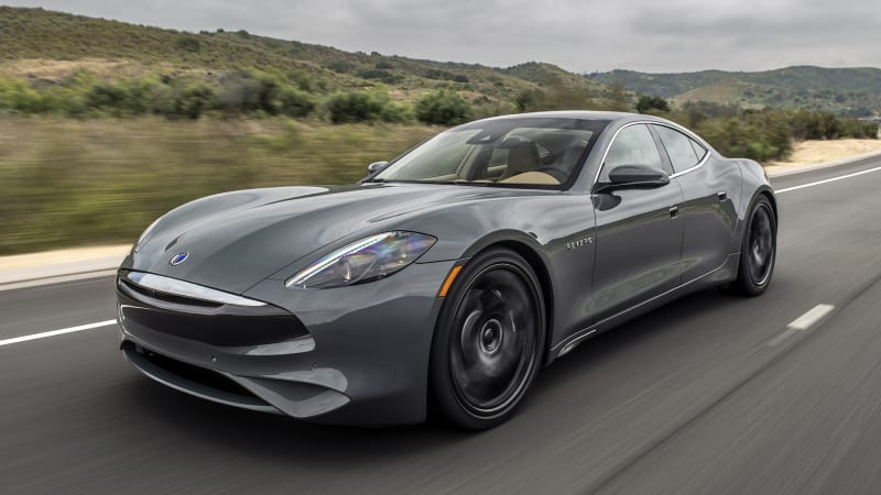 2020 Karma Revero GT First Drive Review