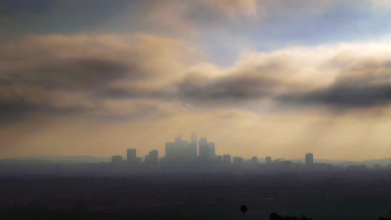 California, 22 other states sue EPA over right to set emissions standards