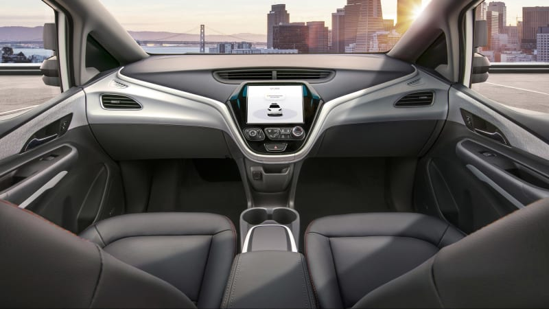 NHTSA in talks with GM over fleet of self-driving cars with no steering wheels