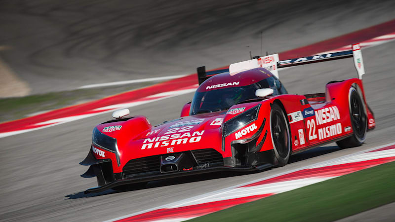 Nissan admits failure and pulls GTR LM Nismo from racing  Autoblog