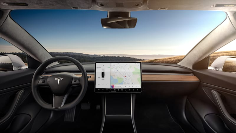Tesla Model 3 to get expanded voice control, Elon Musk says
