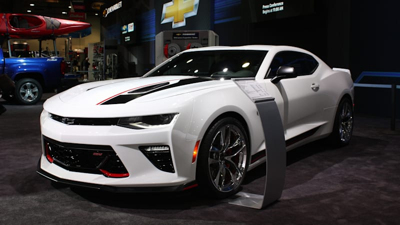 Summit City Chevrolet Car Show