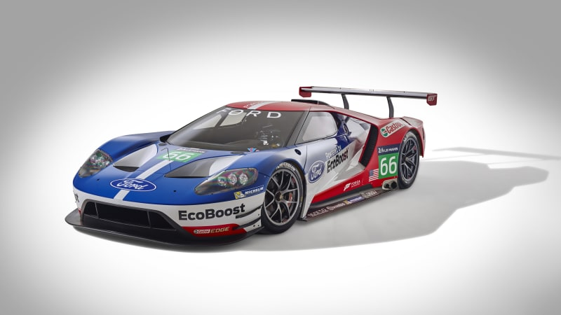 weekly recap ford guns for 2016 le mans glory with new gt autoblog. Black Bedroom Furniture Sets. Home Design Ideas