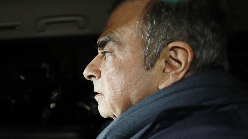 Carlos Ghosn jail stay extended over new allegation