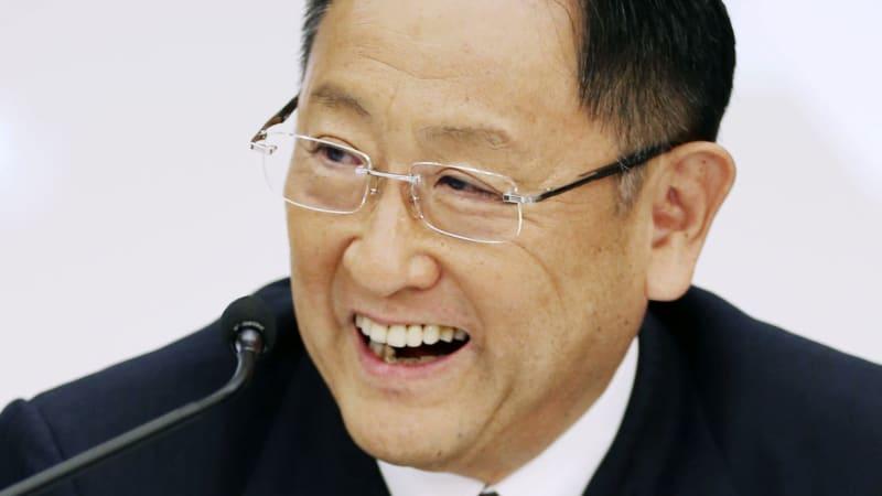 Toyota quarterly profit dips, but sales rose; Honda reports a loss