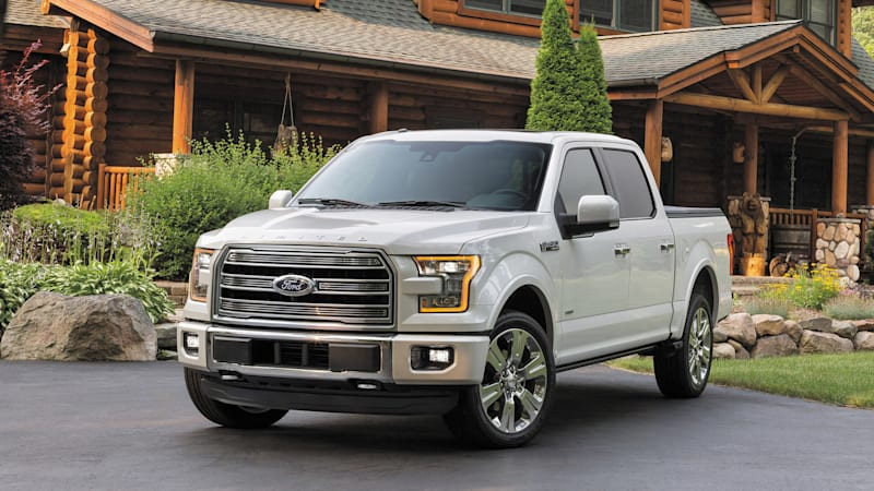 Ford to recall 1.3M F-150 and Super Duty trucks — doors could fly open