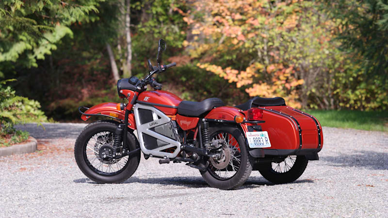 Ural Electric Prototype First Ride Review