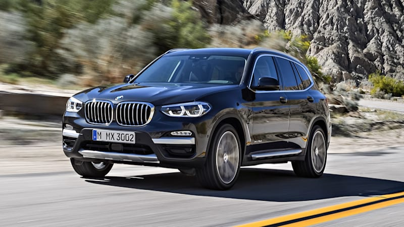 Bmw Trademarks Ix3 Ev Badge Autoblog