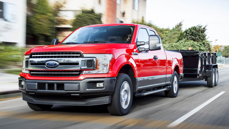 2018 Ford F-150 Power Stroke Diesel First Drive Review: An oil-burning peach