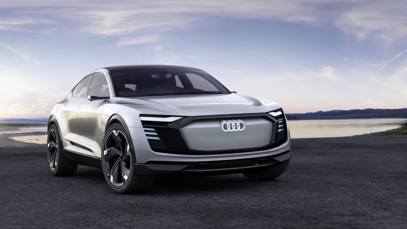 Audi will harvest solar energy to power its next-gen electric vehicles