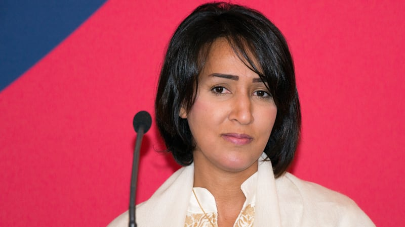 manal-alsharif-a-saudi-arabian-activist-who-started-the-women2drive-picture-id686906696