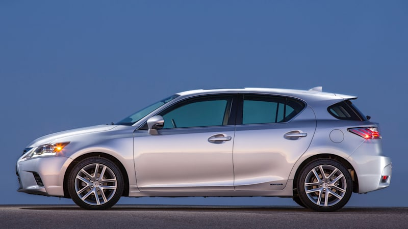 Despite S Of The Lexus Ct Hybrid Hatchback Ending Last Year In U Isn T Planning To Abandon Segment Favor New