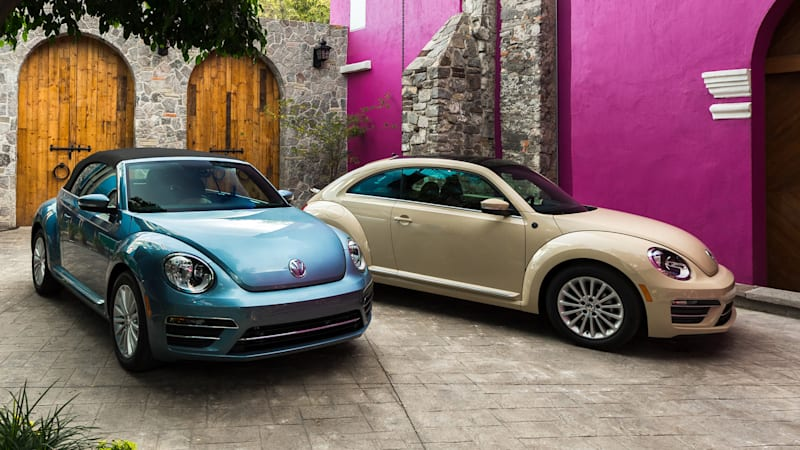 2019 VW Beetle Final Edition Review