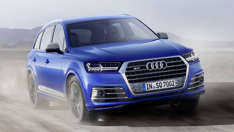 Audi Sq7 Could Come To Us With Tdi Power Autoblog