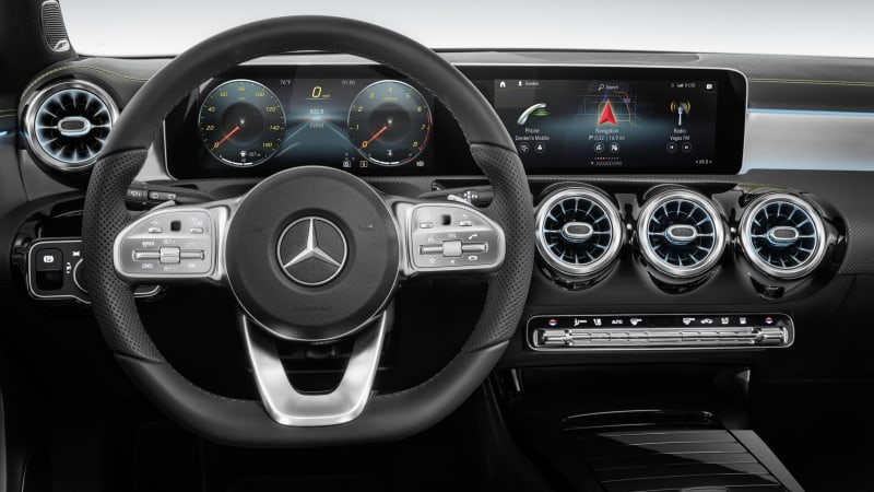 Mercedes Benz Mbux Infotainment Based On Ai Autoblog