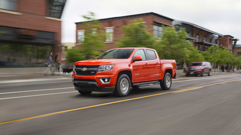 gm recalls colorado canyon and malibu for airbag problem. Black Bedroom Furniture Sets. Home Design Ideas