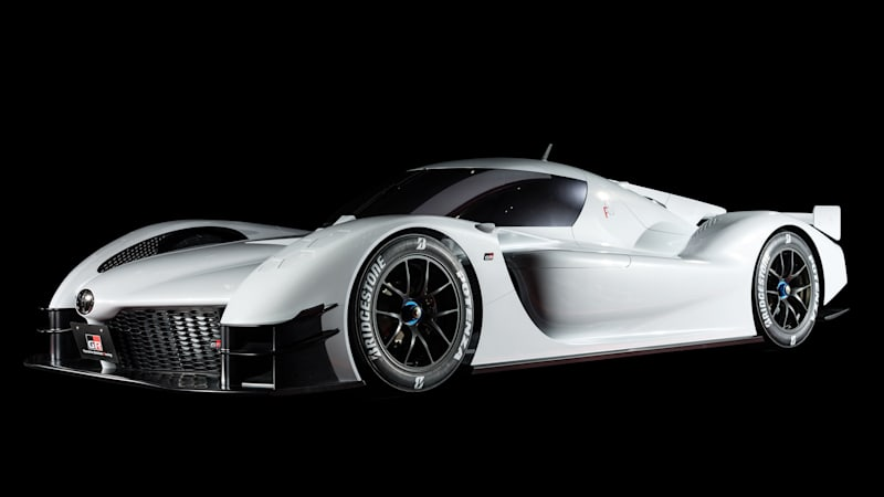 Toyota says it will make a hypercar for the streets