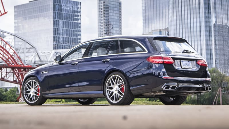 2018 Mercedes-AMG E63S Wagon Quick Spin Review