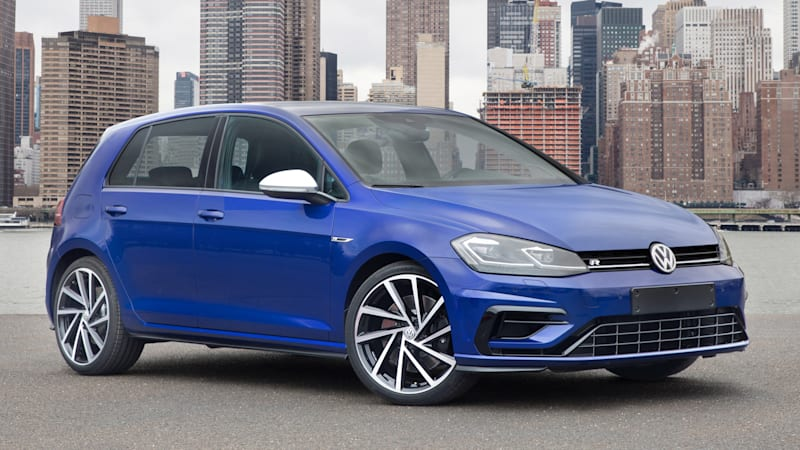 Volkswagen Has Been Working For Some Time Now On The Eighth Generation Of Its Venerable Golf Compact Hatchback And A New Report Suggests That R Hot