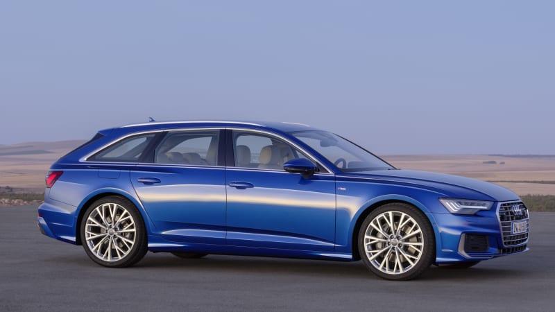 Latest Audi A6 Avant is a lovely piece of forbidden fruit