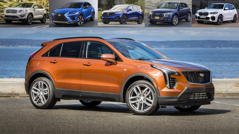 After Years Of Every Other Luxury Car Maker Stocking Their Showrooms With Trendy Crossovers Cadillac Is Finally Joining The Fray