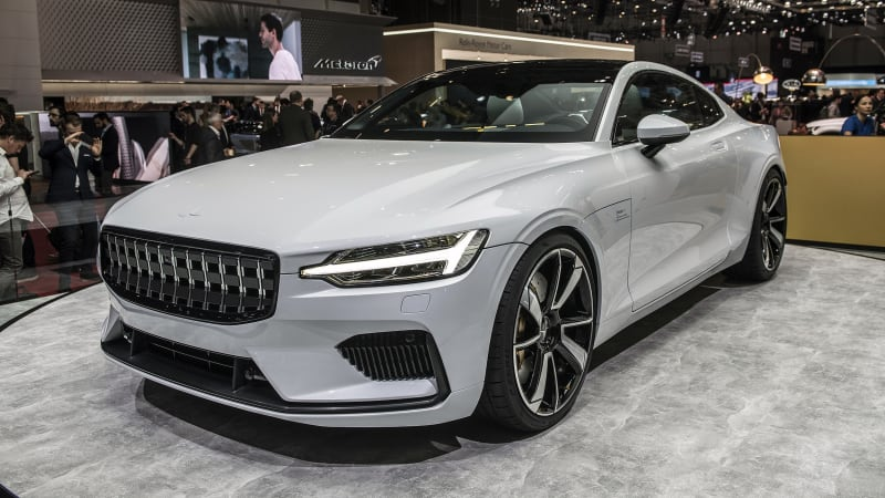 Polestar 1 Pricing Reported To Start At 155 000 Contradicts Announced Subscription Model Autoblog
