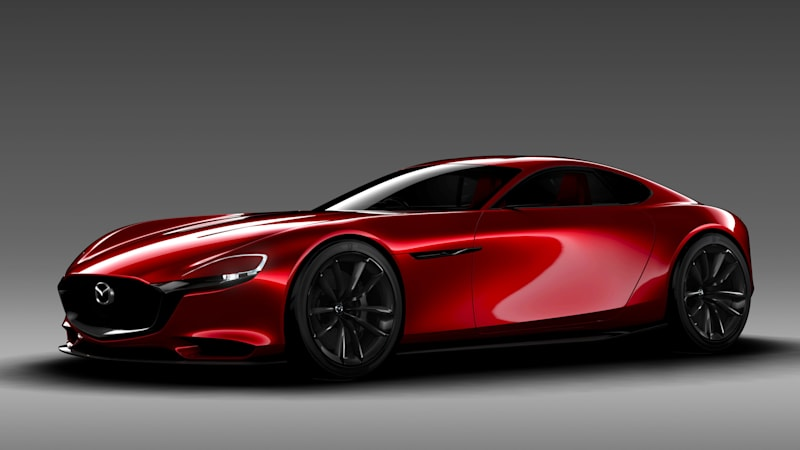 Mazda Announces The Rotary Engine Will Return In 2020 Autoblog