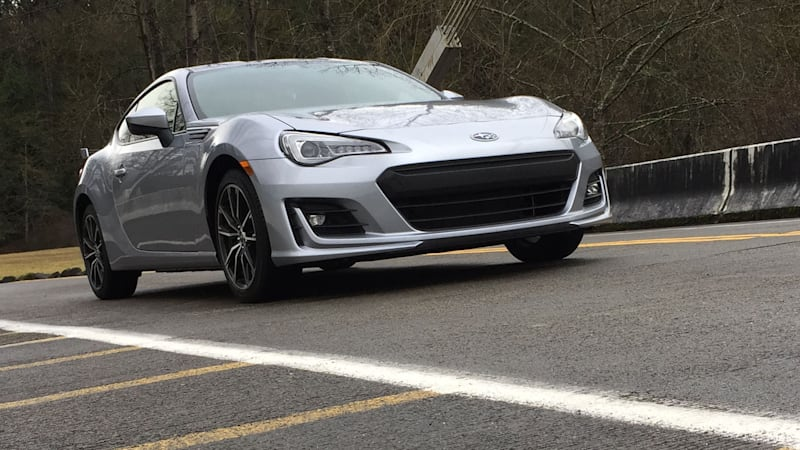 2018 Subaru BRZ Quick Spin Review