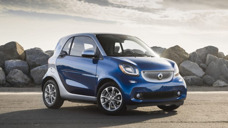 Smart ForTwo Electric Drive Quick Spin Review