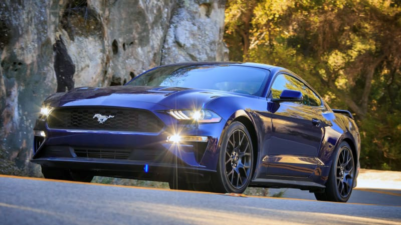 Ford Mustang Hybrid Planned For 2020 Autoblog