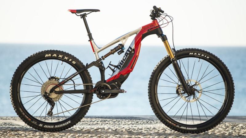 Ducati has an e-bike for the mountain | Autoblog