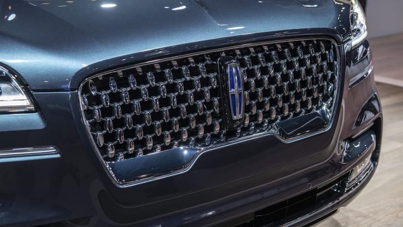 Think Dash 2020 Lincoln Aviator 450 Hp Phev Will Get Its Own