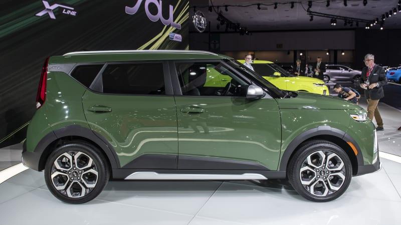 2020 Kia Soul will be more fuel-efficient than its predecessor
