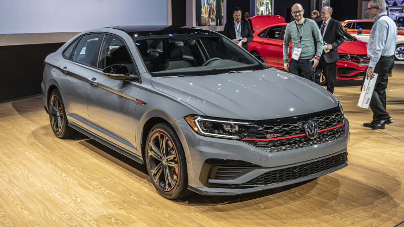 2019 Volkswagen Jetta Gli 4 Facts We Learned Autoblog