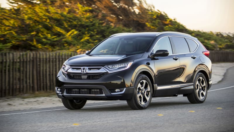 2019 Honda CR-V Review and Buying Guide
