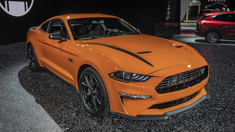 2020 Ford Mustang Ecoboost High Performance Package Pricing Revealed Autoblog