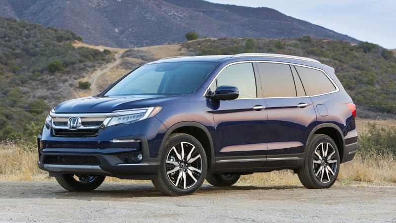 2019 Honda Pilot Review and Buying Guide