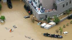 Au moins 100 morts au Japon à cause des inondations et des pluies