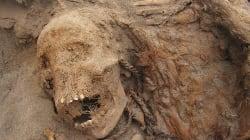 📷 Encuentran en Perú el mayor sacrificio de niños de América