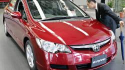 Honda rappelle des milliers de véhicules au