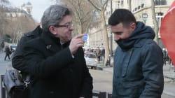 Mélenchon et Besancenot soutiennent l'appel à la grève générale de gilets