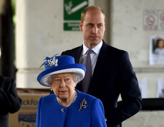 Will's hobby 'frightened the life out of' the queen