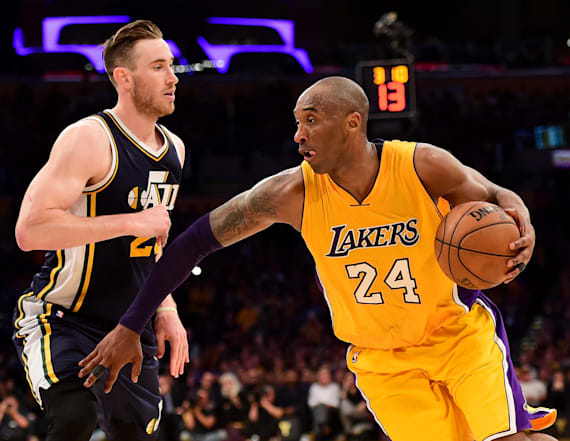 Story about Kobe Bryant's last game debunked