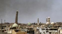 À Mossoul, l'Irak dit avoir repris la mosquée Al-Nouri et annonce