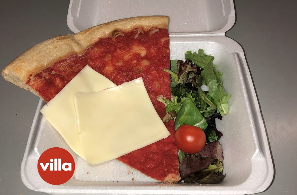 Villa Italian Kitchen is parodying Fyre Fest with cheese