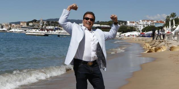 Actor Arnold Schwarzenegger, retratado el pasado mayo en el festival de cine de Cannes (Francia).
