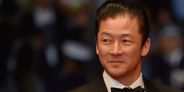 第69回カンヌ国際映画祭、浅野忠信さんらがレッドカーペットに登場 撮影日:2016年05月14日